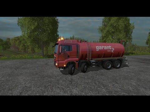 Man slurry shuttle v2.0