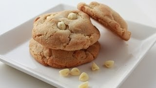 How To Make White Chocolate Oreo Stuffed Cookies