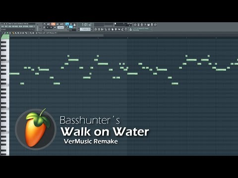 Basshunter - I can walk on water, I can fly (VerMusic Remix)