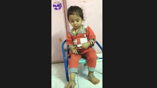 Funny kids are always entertaining us many ways. Funny  Children are adorable and funny act in daily life that make us lough. This is one of the top Home funniest toddler video and tries not to laugh challenge. This cutest video you have ever seen.Hope you like our funny kid video.Please subscribe out channel to see funnier video.