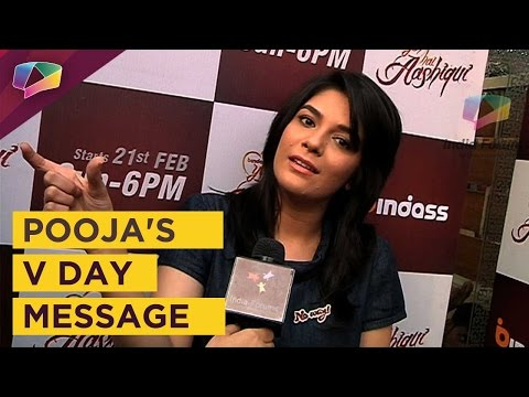 Pooja Gor's special Valentine's Day message
