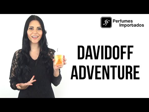 Perfume Davidoff Adventure Masculino - Eau de Toilette