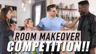 Design Vs. Design — Room Makeover Competition!