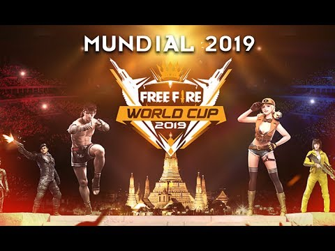 Ao Vivo - Mundial Free Fire 2019