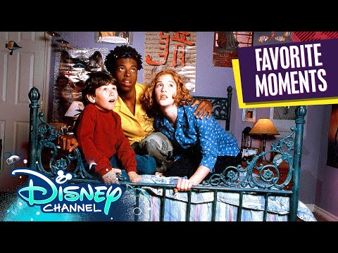 Don't Look Under The Bed 20 Year Anniversary😱 | Disney Channel