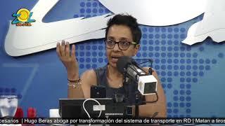 Zoila Luna comenta sobre programa radial en Miami de Brea Frank y Francisca Lachapel
