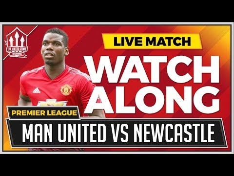 Manchester United vs Newcastle with Mark Goldbridge Watchalong