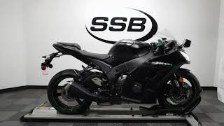 10. 2015 Kawasaki Ninja ZX-10R ABS– used motorcycles  for sale– Eden Prairie, MN