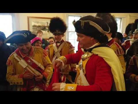 Concord: Patriots' Day wish granted