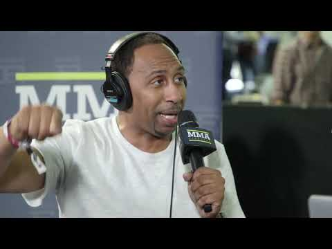 Stephen A. Smith discusses biggest regrets, relationship with Lebron James, Kevin Durant