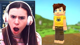 REACTING TO MINECRAFT 2 ANNOUCEMENT TRAILER!!! by PopularMMOs