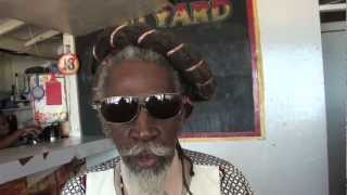 Bunny Wailer 2013 Living legend of Bob Marley and the Wailer