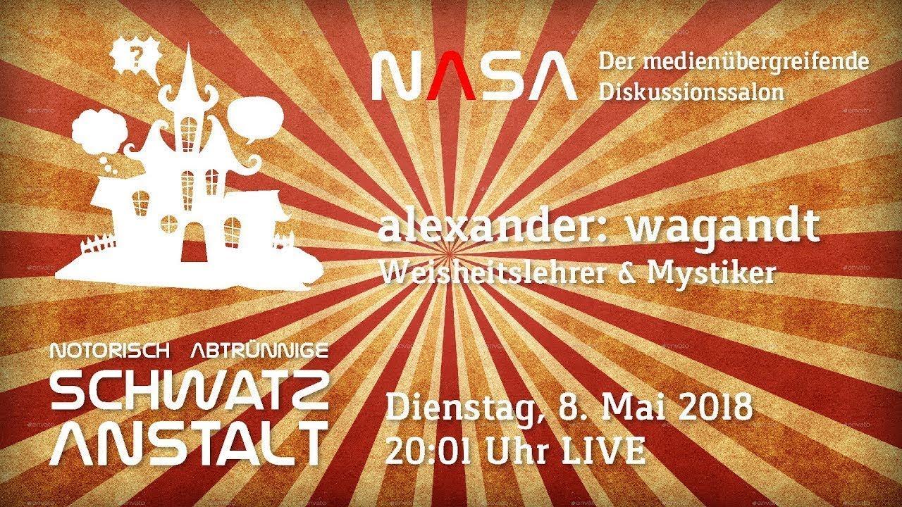 NASA #24 heute mit Alexander Wagandt