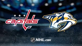 Josi, Forsberg lift Preds to 5-2 win against Caps by NHL