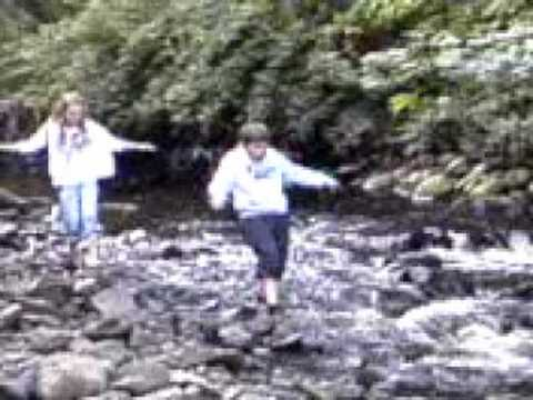 Eerie Alien Body on Scottish Riverbank