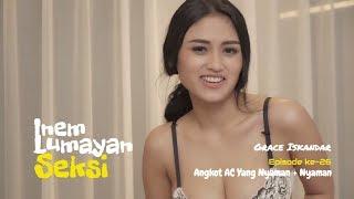 Download Video Angkot AC Yang Nyaman Dan Aman Plus Kagak Bikin GERAH | INEM Lumayan SEKSI Eps #26 | Grace Iskandar MP3 3GP MP4