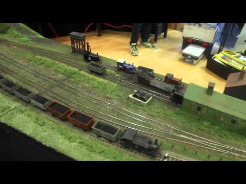 HD Northampton Model Show, 19th July 2014 + New Bachmann Mavis & Henrietta HD 720p
