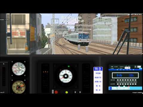 【FHD1080p】BVE 東急東横線(特急:5050系)