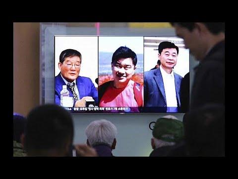 Vor Gipfel: Nordkorea gibt US-Außenminister drei Häft ...