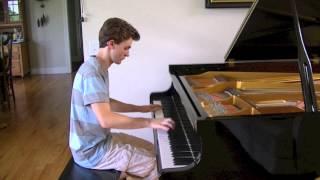 Video The Script: Breakeven (Elliott Spenner Piano Cover) MP3, 3GP, MP4, WEBM, AVI, FLV Agustus 2018
