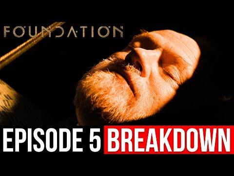 Foundation Season 1 Episode 5 Breakdown | Recap & Review