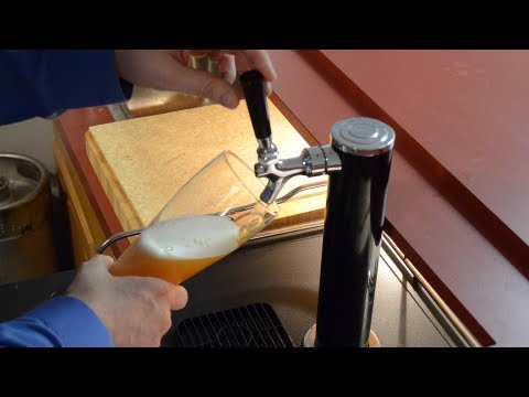 ipa - An overview of the homebrewing process while making an American IPA using plenty of centennial hops. Shows the recipe in video for other homebrewers to refer...