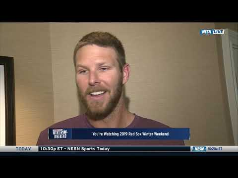 Video: Red Sox Winter Weekend: Chris Sale Interview