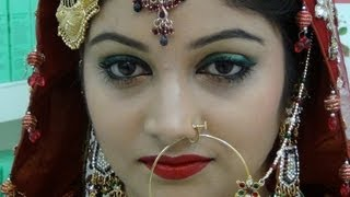 Muslim Bridal Makeup Tutorial