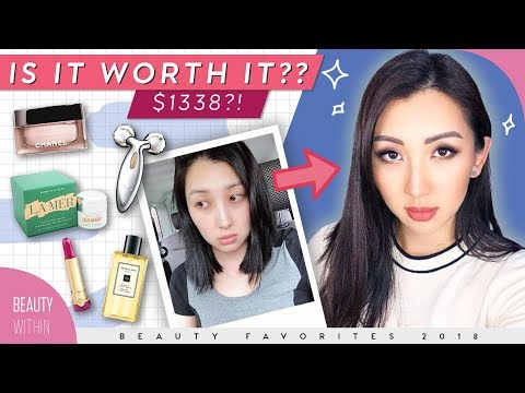 High End Skincare, Makeup and Beauty Products Worth $1338?! | 2018 Product Review