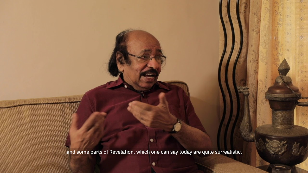Making of a Poet: K. Satchidanandan in Conversation with Amrith Lal B.