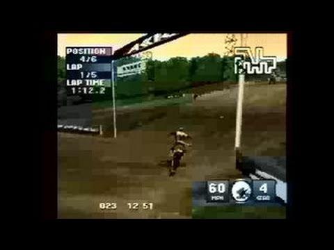 Jeremy McGrath Supercross 2000 Playstation