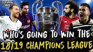 Download Video My 2018/19 Champions League Semi-Final & Final Predictions | Spurs vs Ajax, Liverpool vs Barcelona MP3 3GP MP4