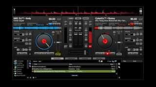 CARA MENYAMBUNG LAGU DI VIRTUAL DJ [DJalfian]