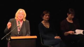 Nessa Childers DiEM25 in Berlin launch