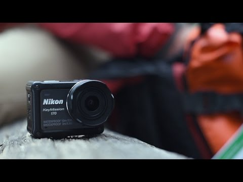 Nikon KeyMission 170: Product Tour