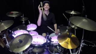 I Feel It Coming - Drum Cover - The Weeknd - Daft Punk