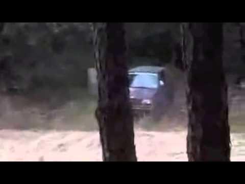 Insane Suzuki jump!