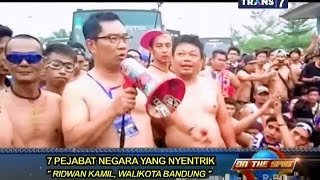 Video On The Spot - 7 Pejabat Negara yang Nyentrik MP3, 3GP, MP4, WEBM, AVI, FLV Agustus 2018