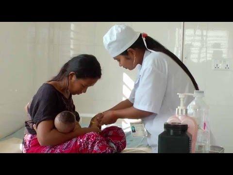 Cambodia: Receiving Free Health Care in Preah Vihear