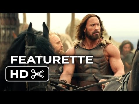 Hercules Featurette 'Mercenaries & Madmen'