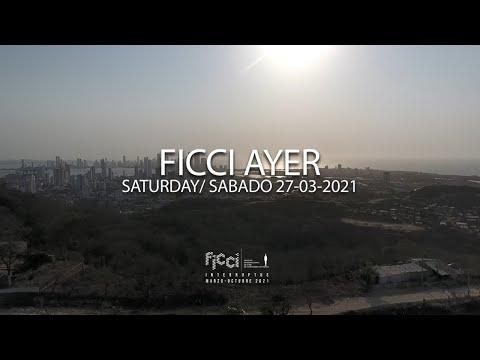 FICCI AYER   27 DE MARZO
