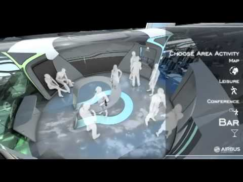 2050  Future – Technology -airbus