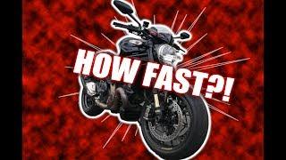 9. 2017 Ducati Monster 1200R Demo Day Ride