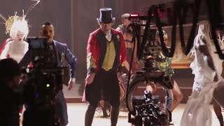 Video Behind The Scenes on THE GREATEST SHOWMAN + Clips MP3, 3GP, MP4, WEBM, AVI, FLV Juni 2018