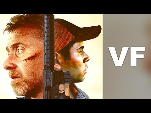 600 MILES Bande Annonce VF (2016)