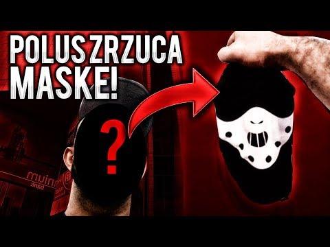 Najbardziej kontrowersyjny polski Youtuber ze świata Fitness zrzuca maske !