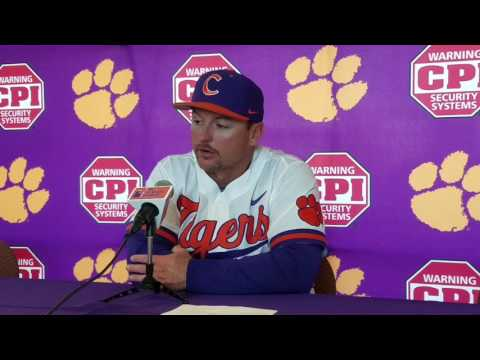 TigerNet.com - Monte Lee talks series loss to Wright St