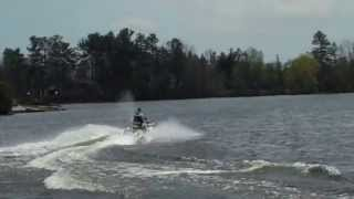 7. Yamaha Wave Runner GP1300R