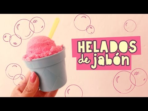 JABONES EN FORMA DE HELADO| ¡SÚPER FÁCIL!|#miniDiy| COOKIES IN THE SKY