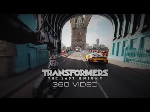 Transformers: The Last Knight (Behind the Scene '360 Experience')